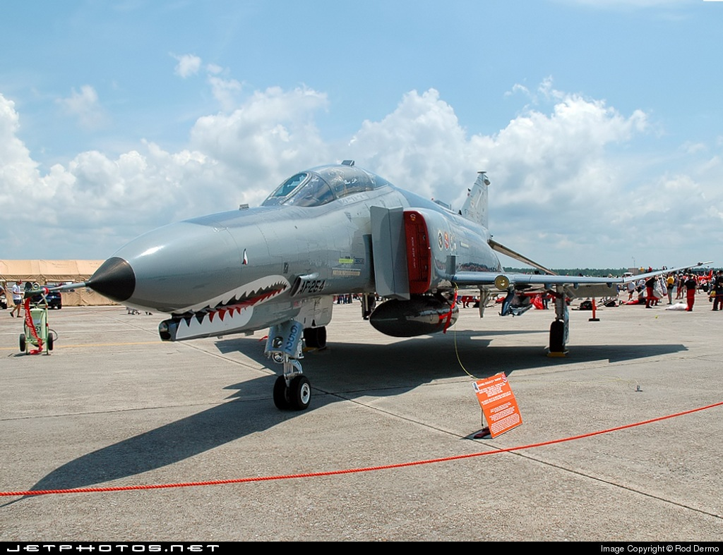 74-1652 - McDonnell Douglas QF-4E Phantom II - United States - US Air Force (USAF)