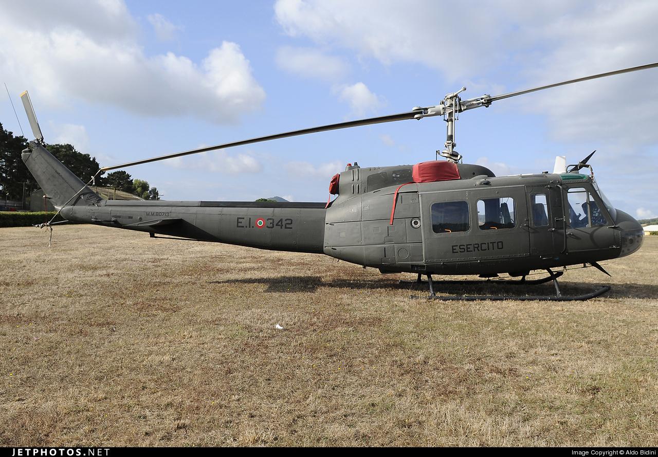 MM80713 - Agusta-Bell AB-205A Huey - Italy - Army