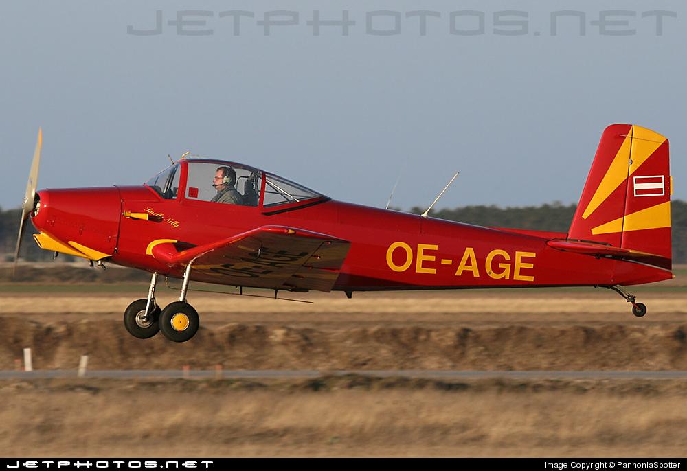 OE-AGE - Aviamilano P19 Scricciolo - Private