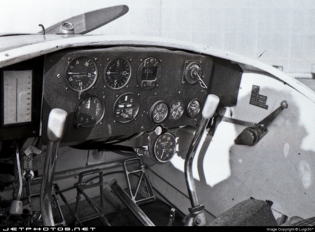 I-FQUA - Avia FL-3 - Private