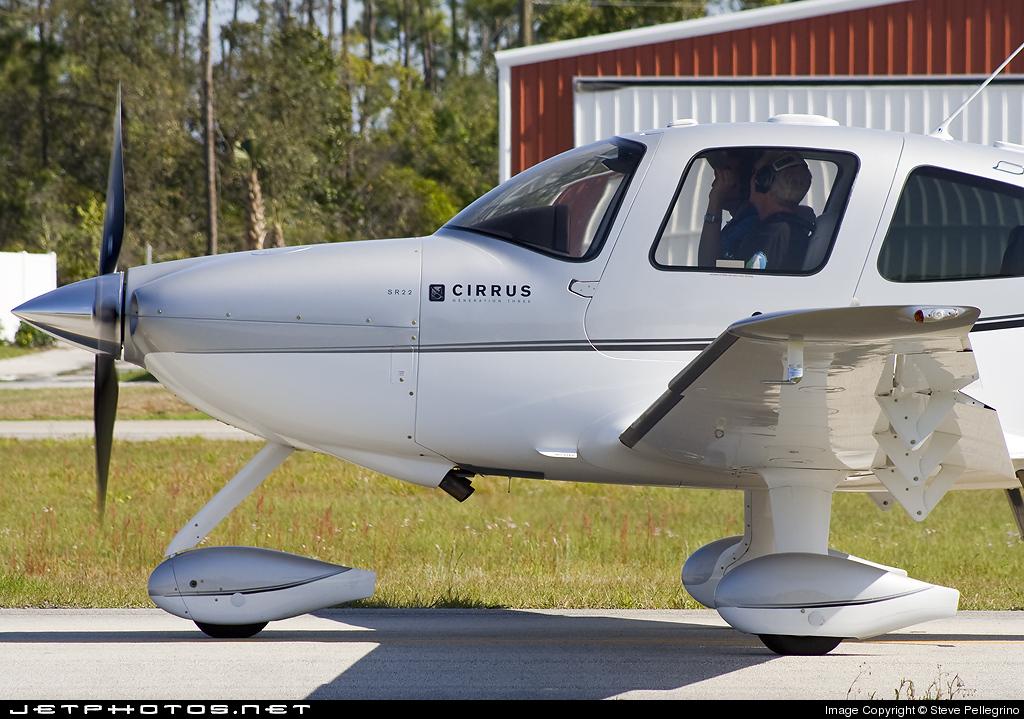 N567PF - Cirrus SR22-G3 Turbo - Private