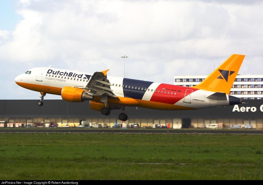 PH-BMC - Airbus A320-214 - DutchBird