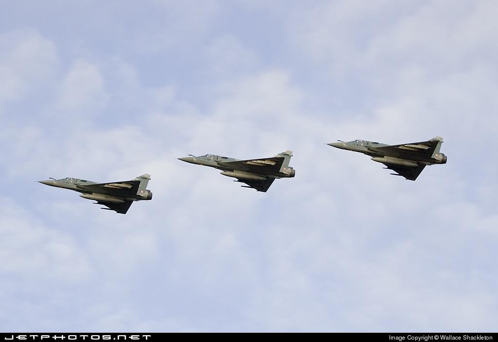 1 - Dassault Mirage 2000C - France - Air Force