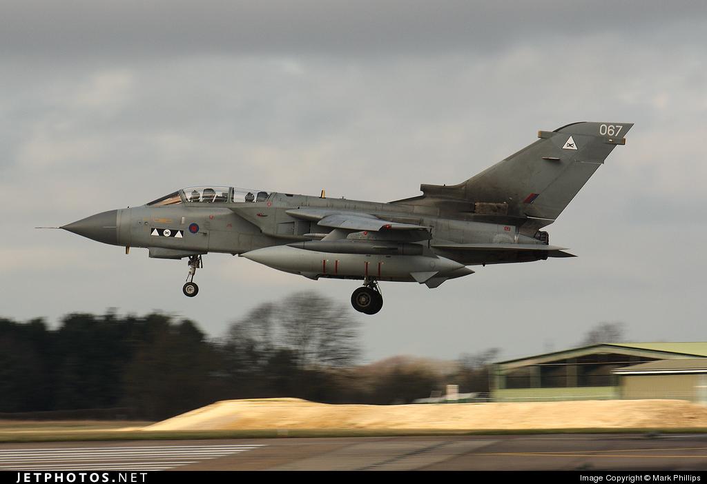 ZA602 - Panavia Tornado GR.4A - United Kingdom - Royal Air Force (RAF)