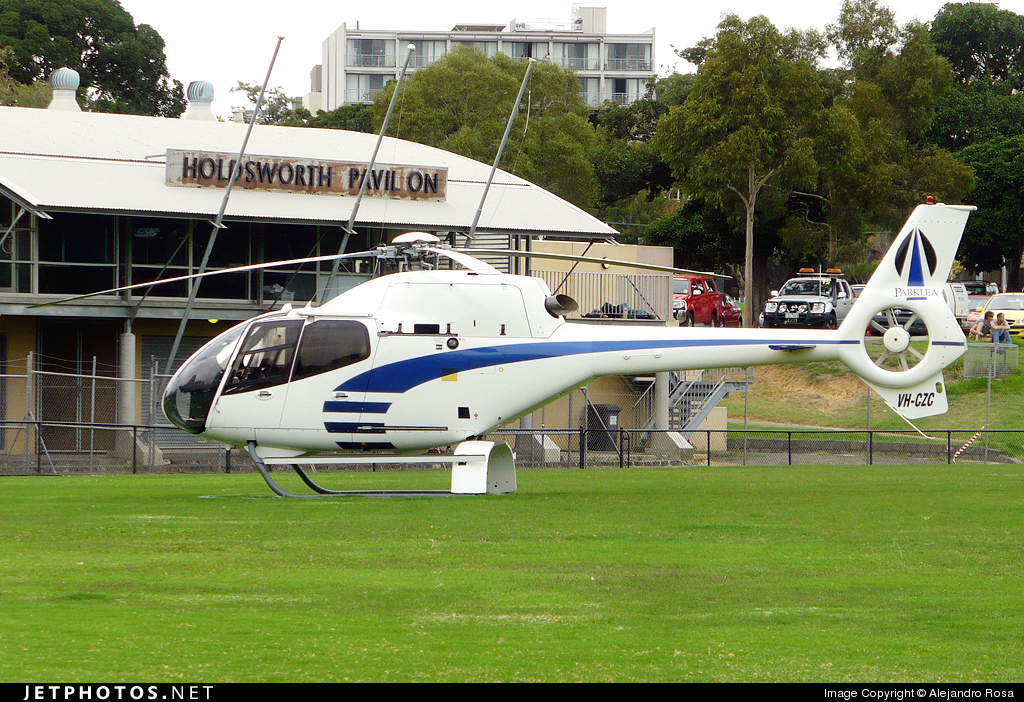 VH-CZC - Eurocopter EC 120B Colibri - ACF Air Charter