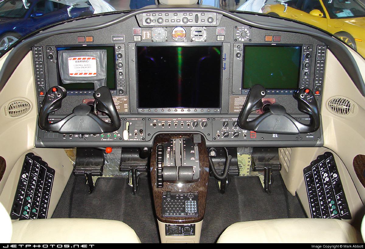 N403CM - Cessna 510 Citation Mustang - Cessna Aircraft Company