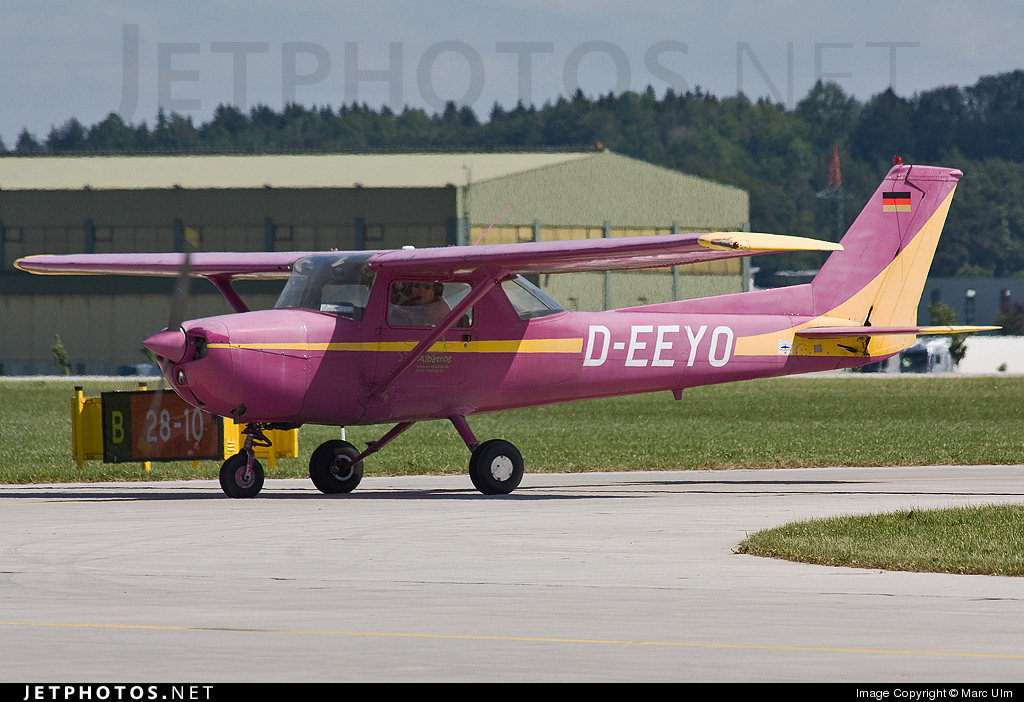 D-EEYO - Reims-Cessna F150L - Private