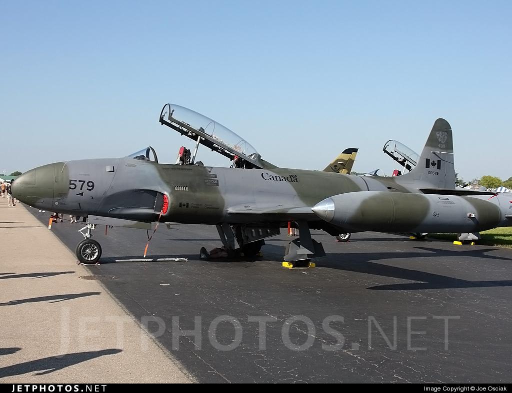 NX433RD - Canadair CT-133 Silver Star - Private