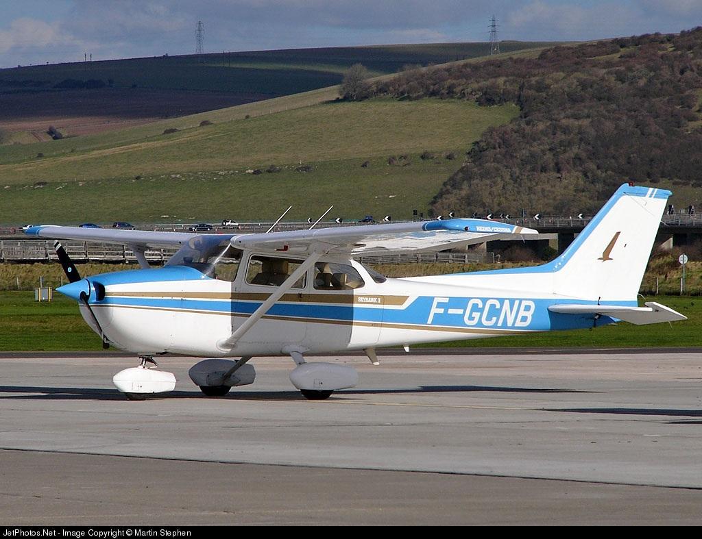 F-GCNB - Reims-Cessna F172N Skyhawk II - Private