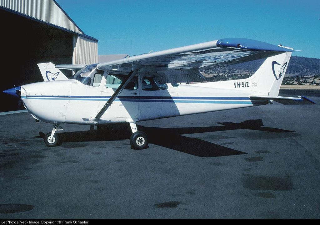 VH-SIZ - Cessna 172P Skyhawk II - Private