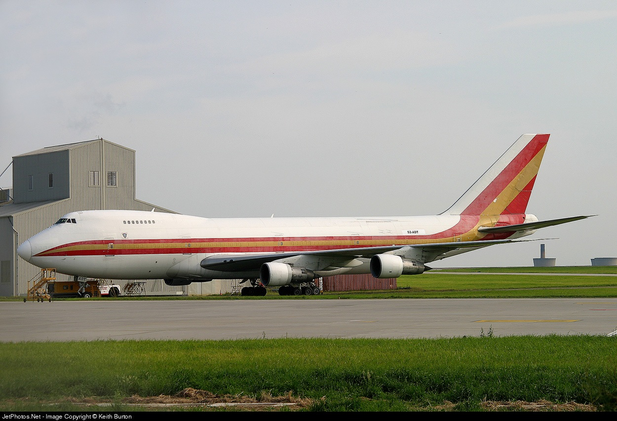 S2-ADT - Boeing 747-268F(SCD) - Air Bangladesh