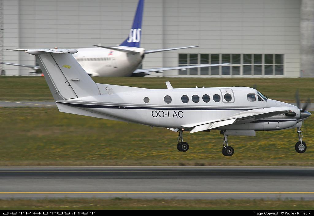 OO-LAC - Beechcraft 200C Super King Air - Sky-Service