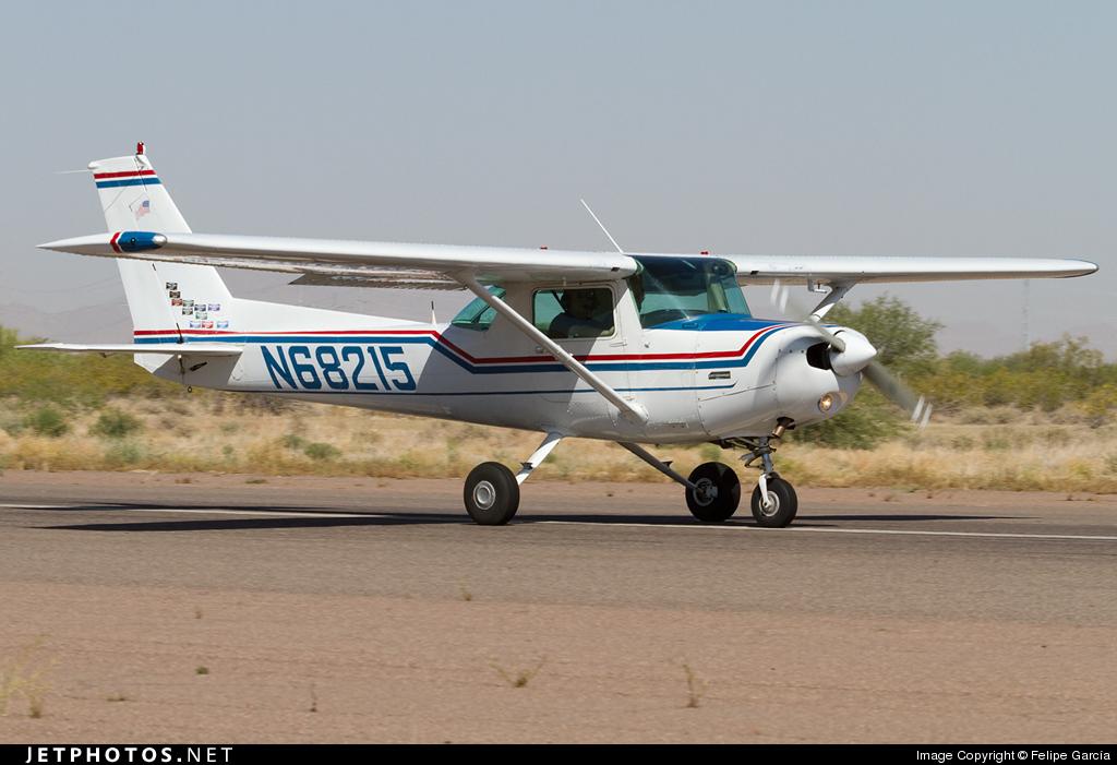 N68215 - Cessna 152 - Private