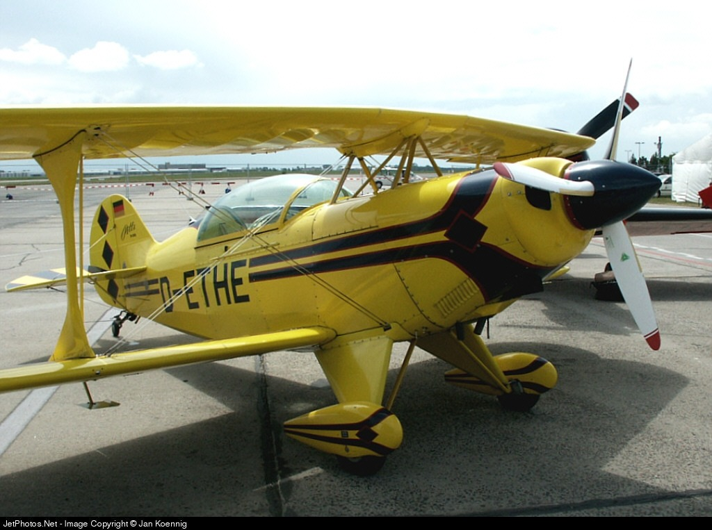 D-ETHE - Pitts Special - Private