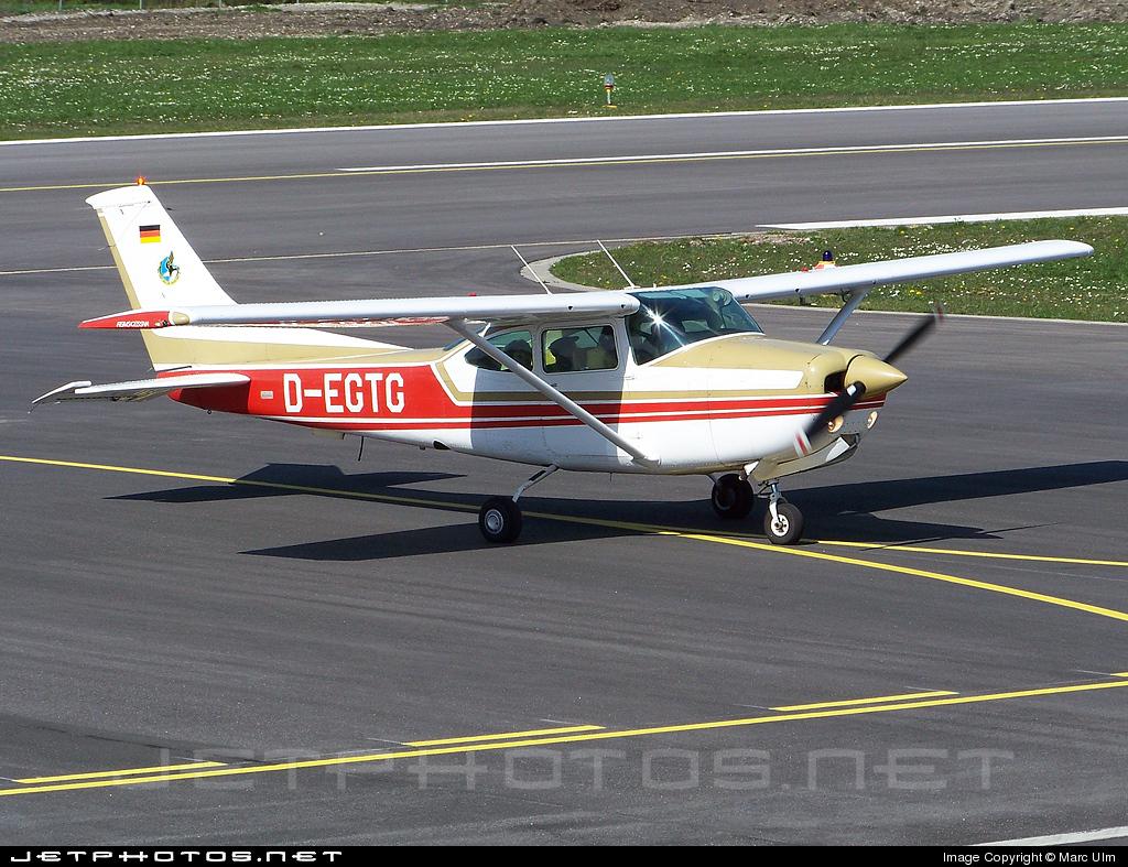 D-EGTG - Cessna R182 Skylane RG - Private