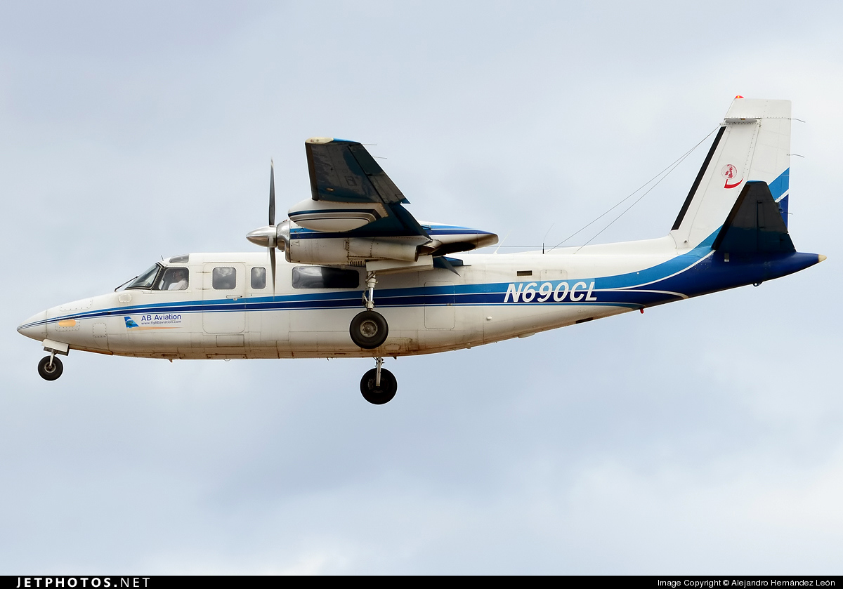 N690CL - Rockwell 690A Turbo Commander - Private