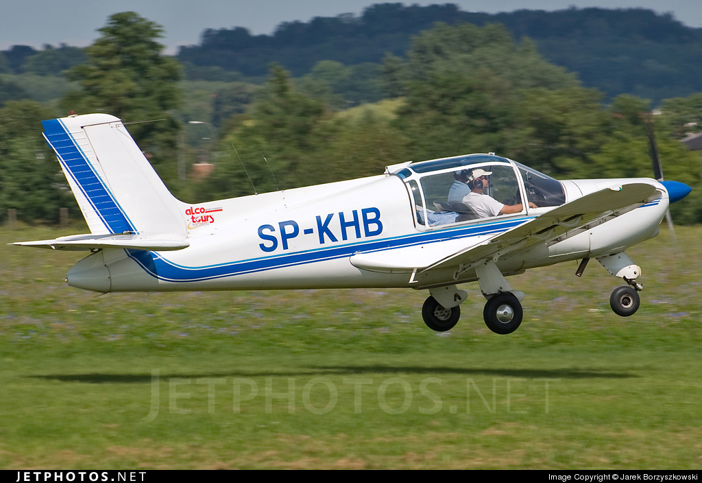 SP-KHB - Socata MS-883 Rallye - Private