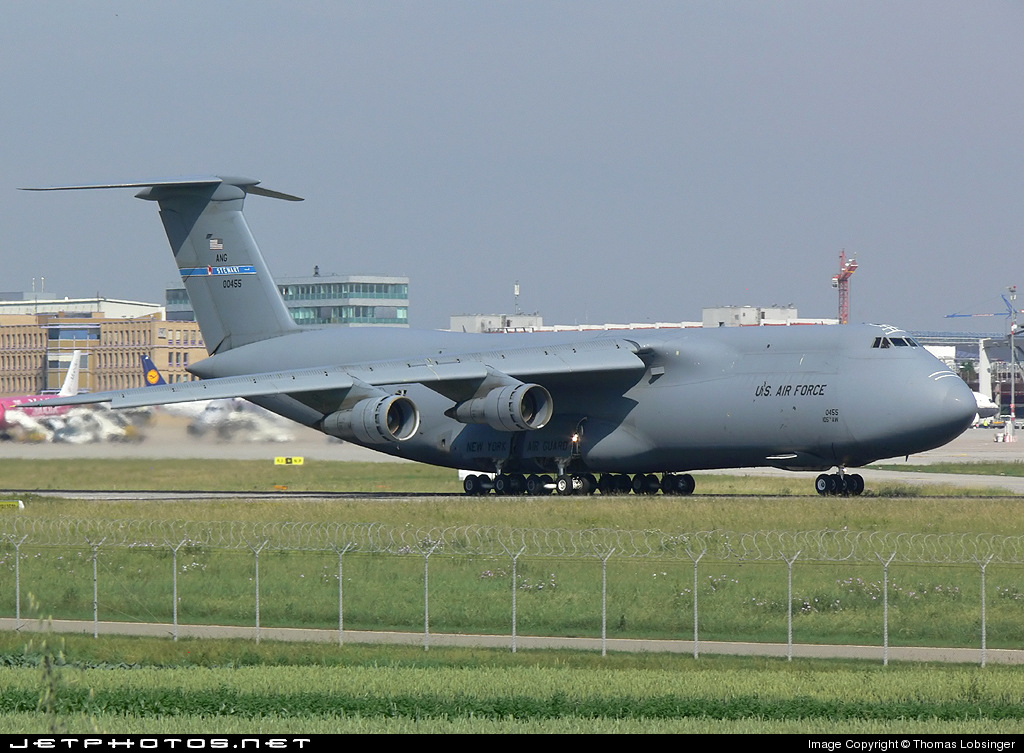 70-0455 - Lockheed C-5A Galaxy - United States - US Air Force (USAF)