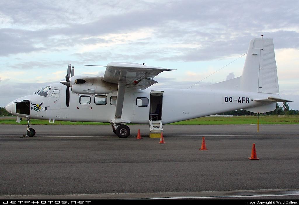 DQ-AFR - Harbin Y-12 IV - Air Fiji