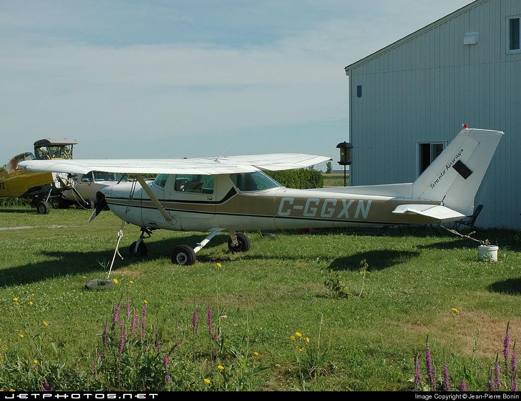 C-GGXN - Cessna 150L - Private