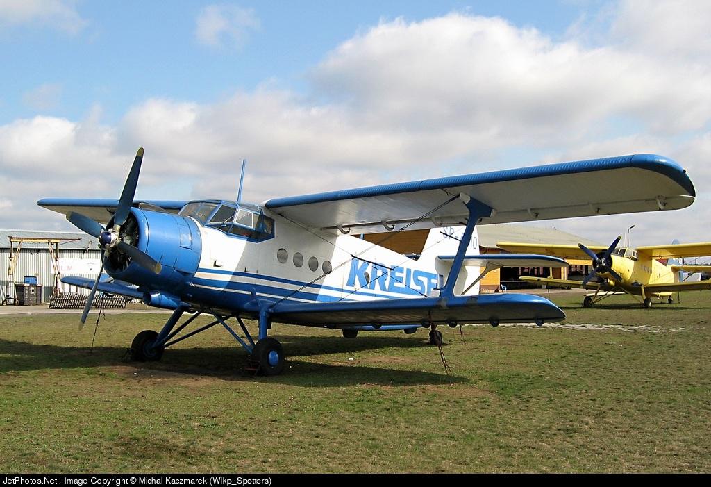 SP-AMO - PZL-Mielec An-2 - Private
