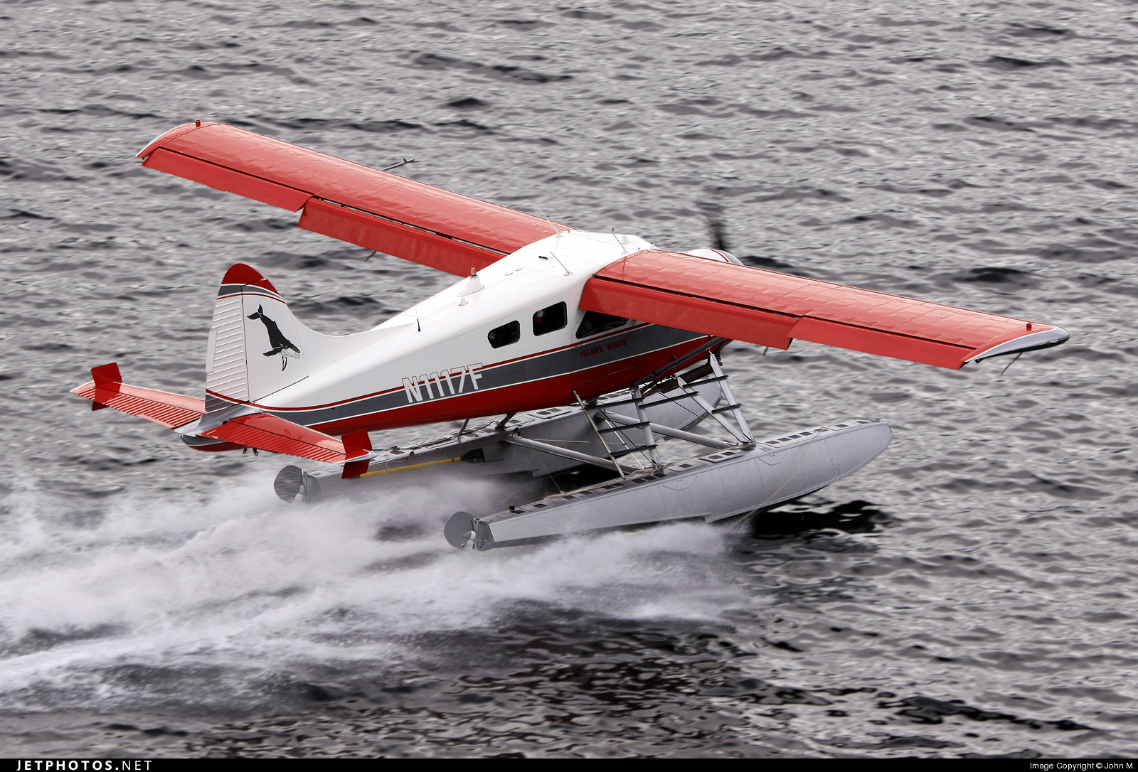 N1117F - De Havilland Canada DHC-2 Mk.I Beaver - Private