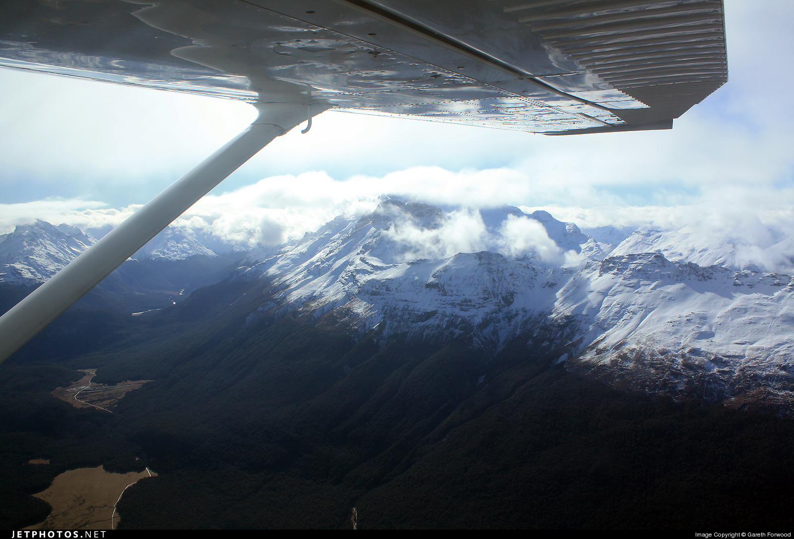ZK-LAW - Cessna 207A Stationair 8 - Milford Sound Flightseeing