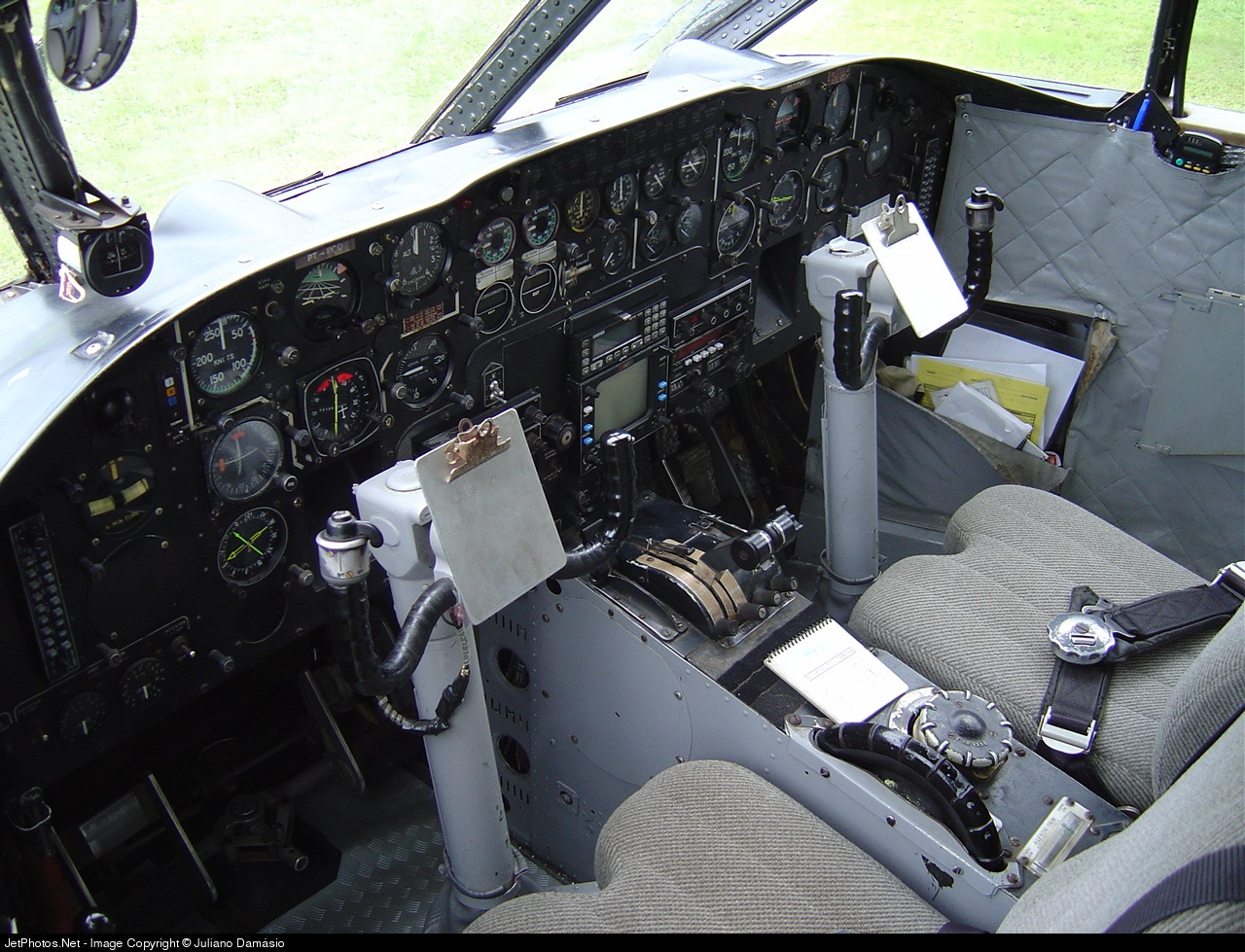 PT-PQD - Short SC-7 Skyvan - Skylift