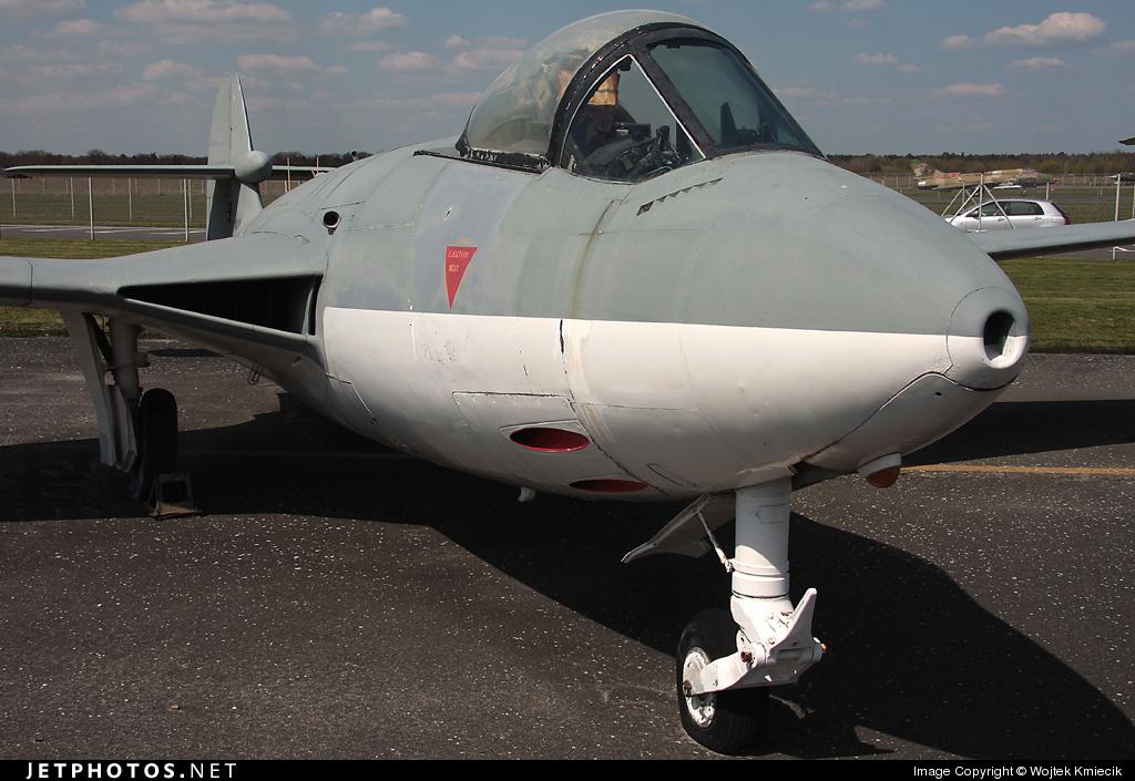WV865 - Hawker Sea Hawk FGA.6 - United Kingdom - Royal Navy