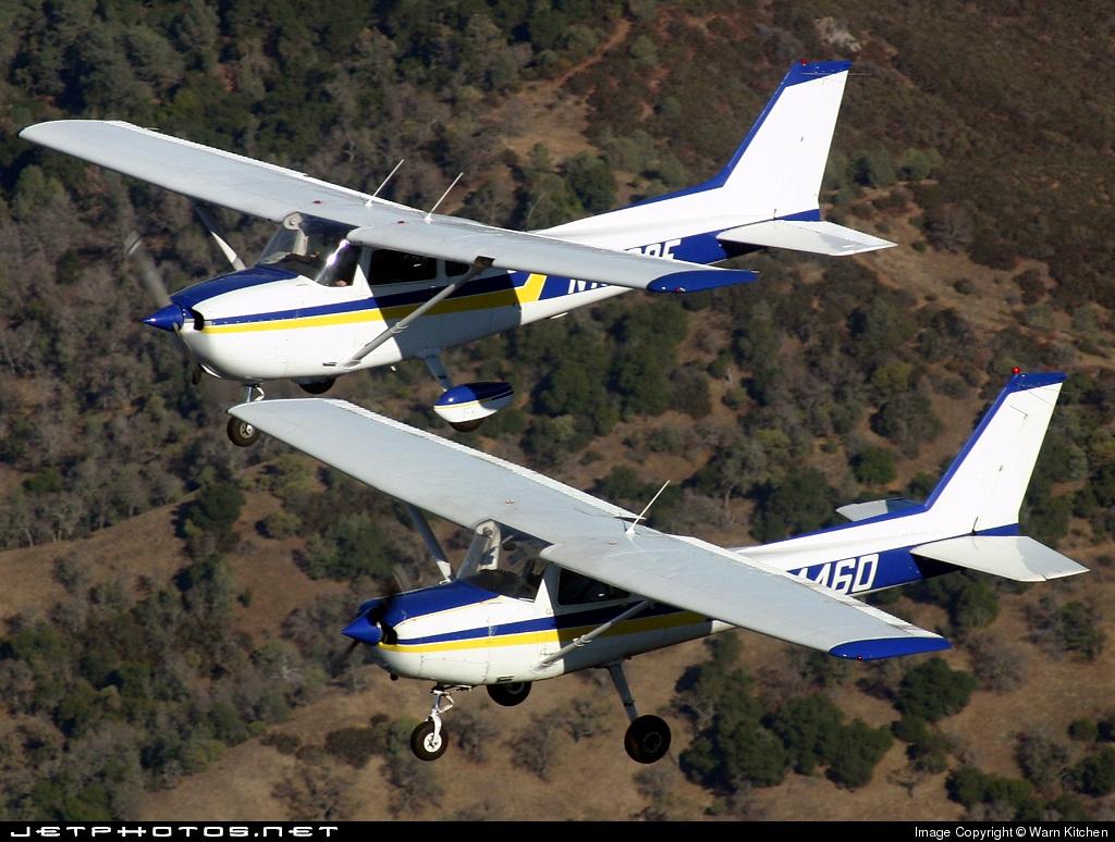 N24460 - Cessna 152 - Private