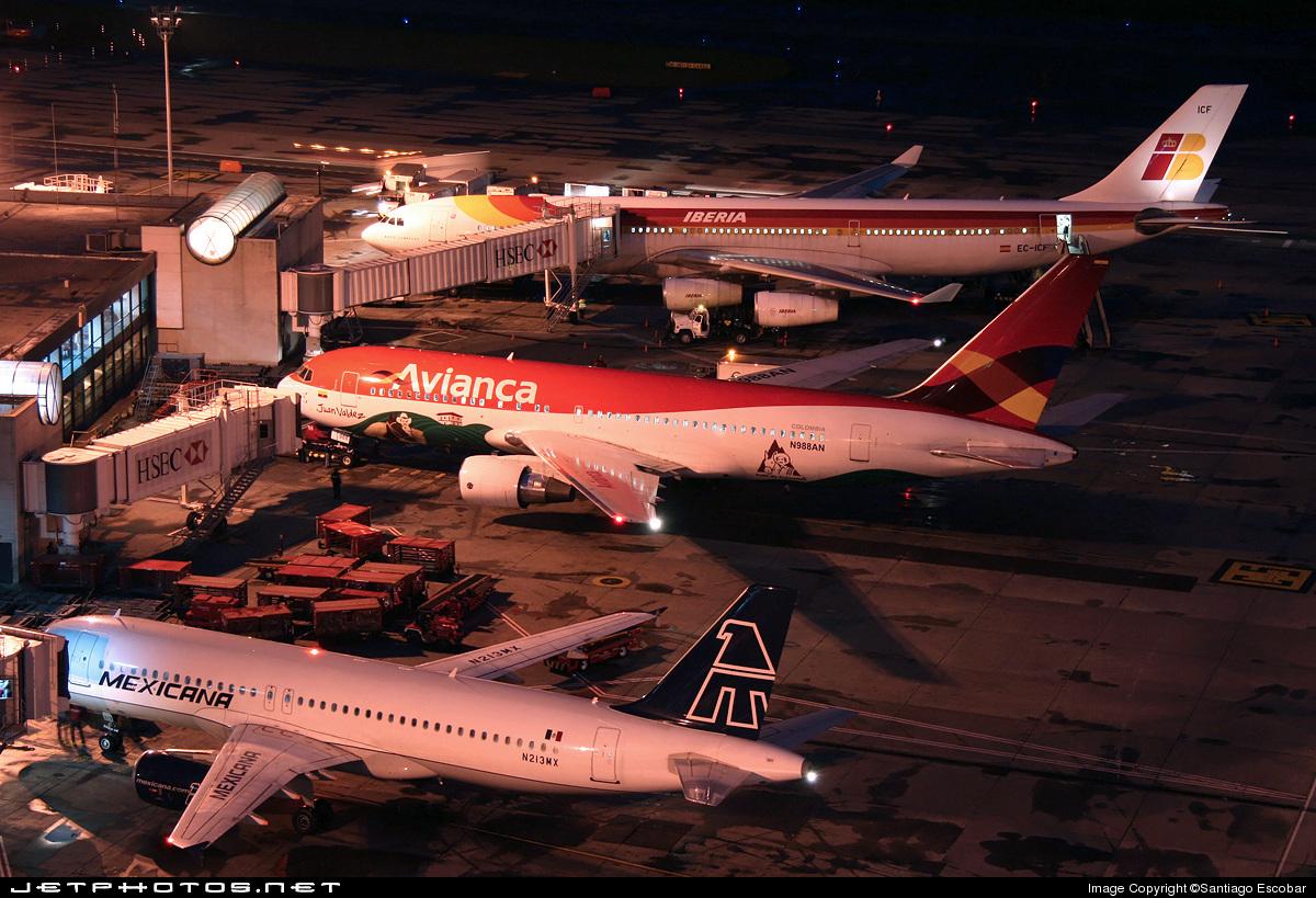 SKBO - Airport - Ramp