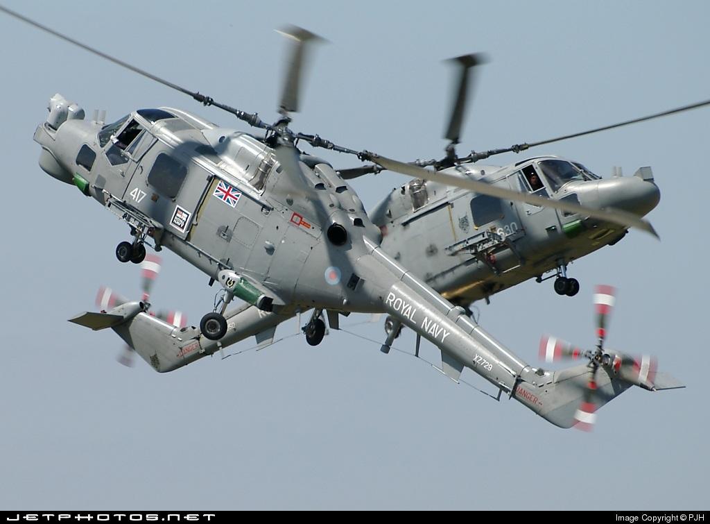 XZ729 - Westland Lynx HMA.8DSP - United Kingdom - Royal Navy