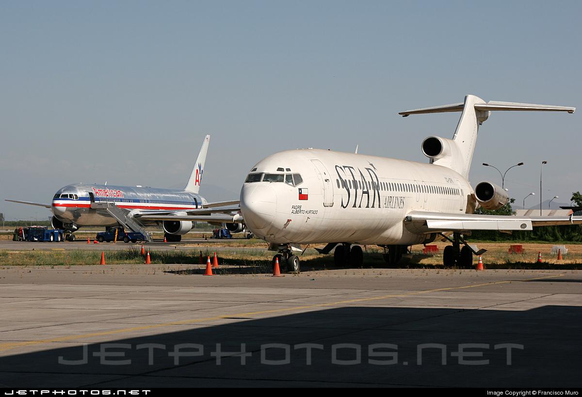 CC-CPV - Boeing 727-225(Adv) - Star Airlines