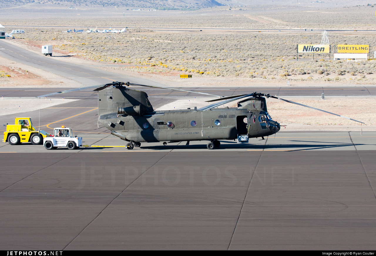 91-00270 - Boeing CH-47D Chinook - United States - US Army
