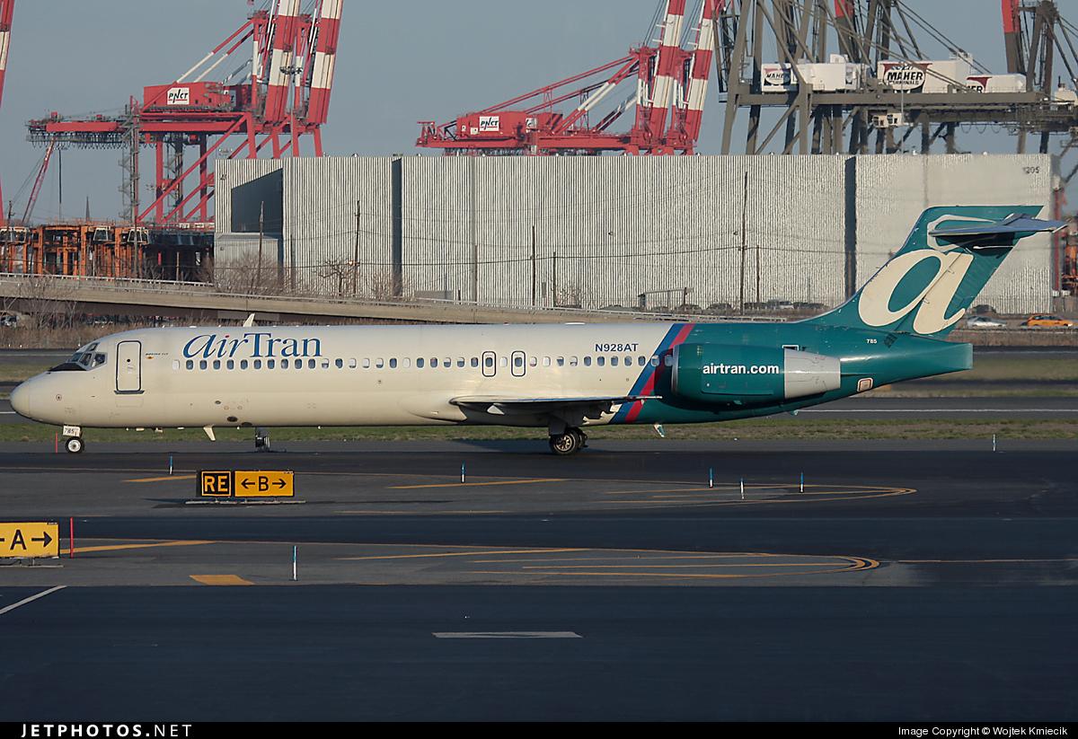 N928AT - Boeing 717-231 - airTran Airways