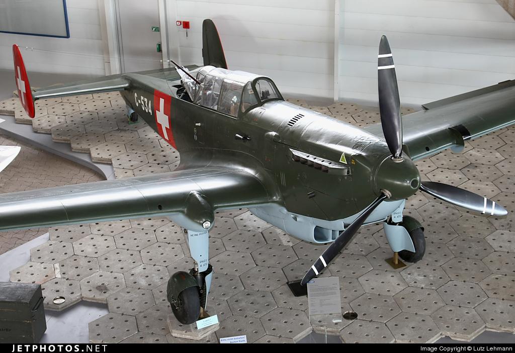 C-534 - EKW C-3603-1 - Switzerland - Air Force