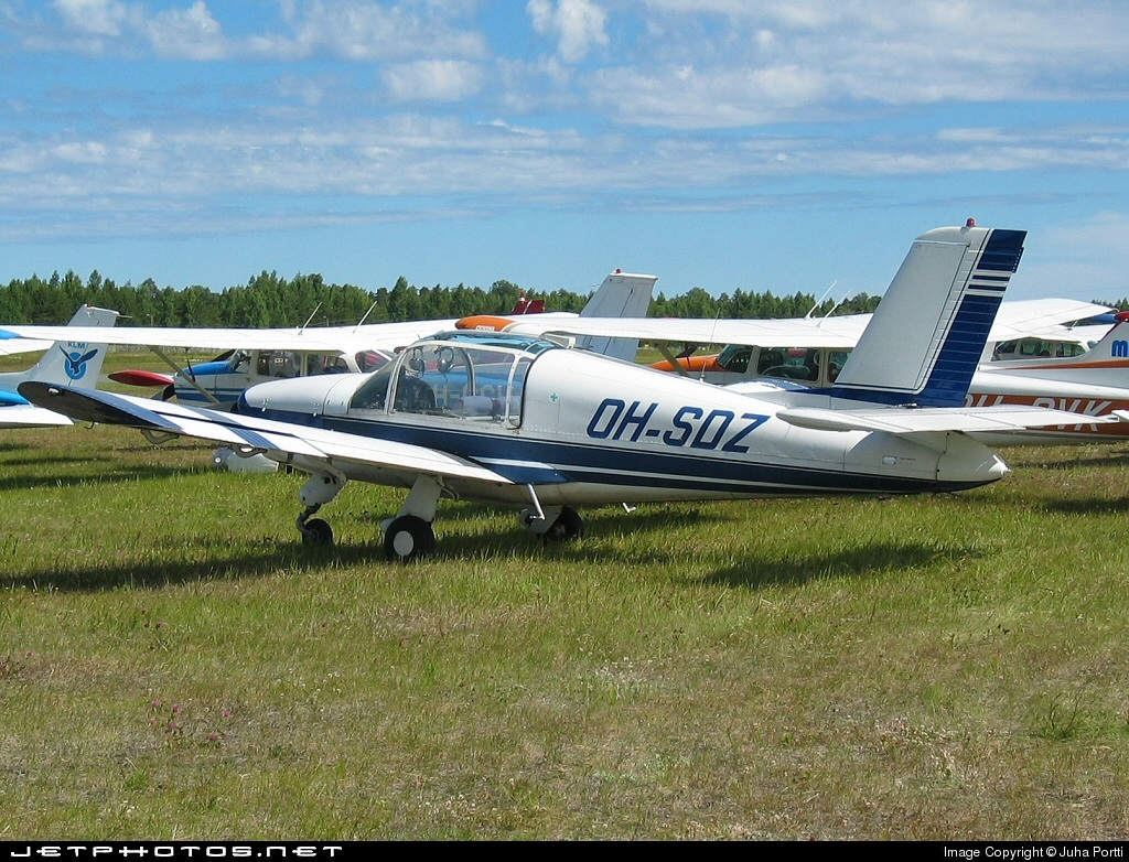OH-SDZ - Morane-Saulnier MS-880B Rallye Club - Untitled