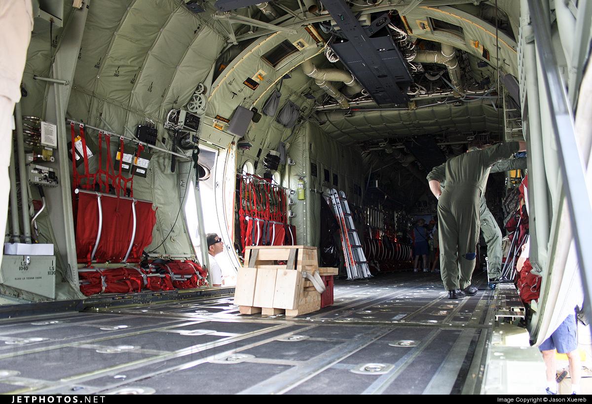 08-8602 - Lockheed Martin C-130J-30 Hercules - United States - US Air Force (USAF)