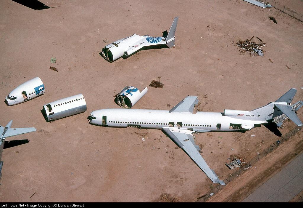N8836E - Boeing 727-225 - Pan Am