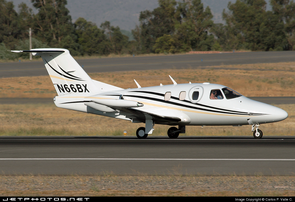 N66BX - Eclipse Aviation Eclipse 500 - Private
