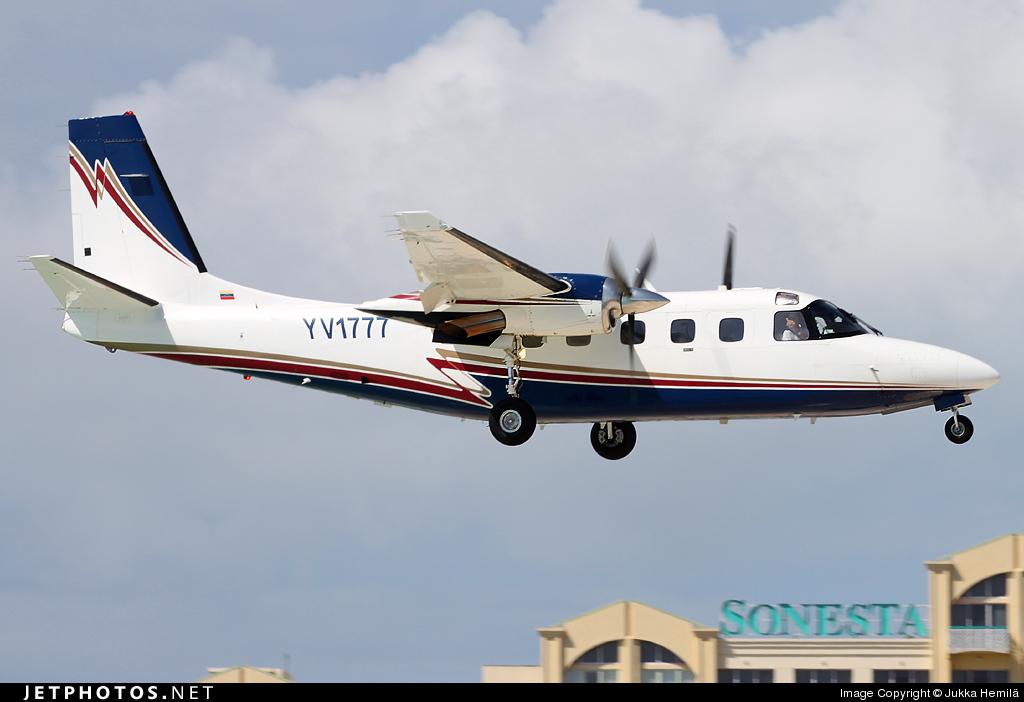 YV1777 - Gulfstream Commander 690D Jetprop 900 - Private