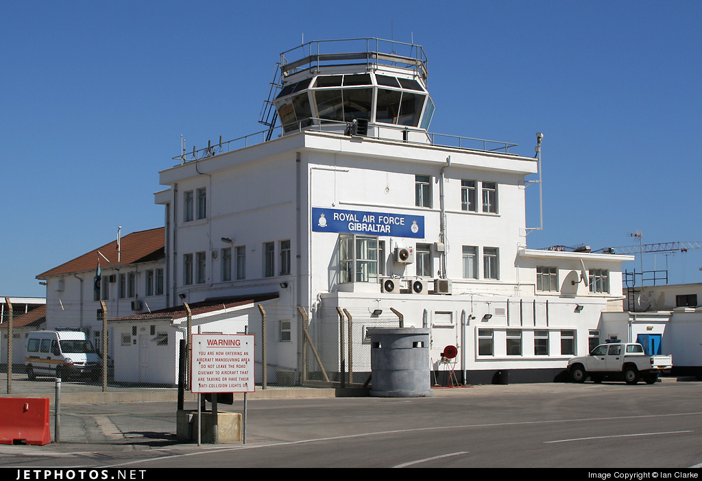 LXGB - Airport - Control Tower