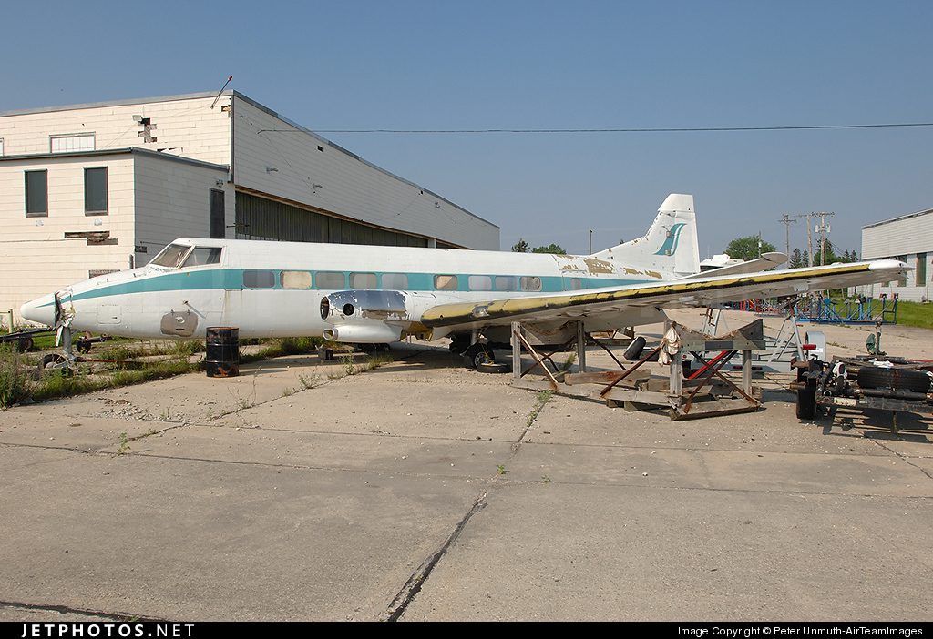 C-GYAP - Saunders ST-28 - Private