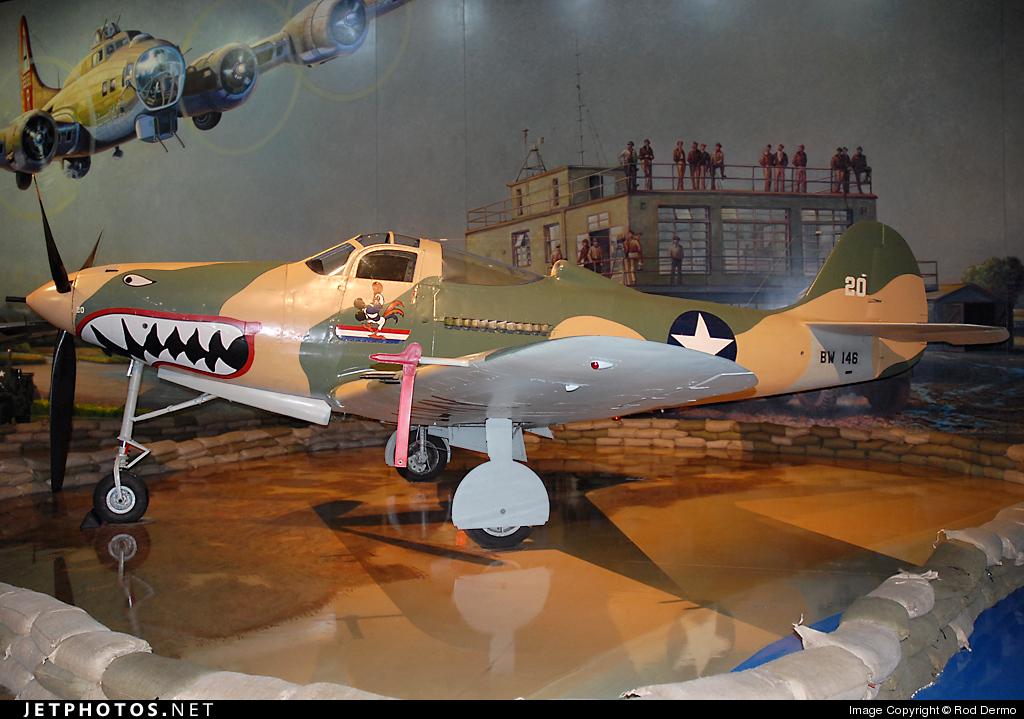 NX40A - Bell P-39Q Airacobra - Private