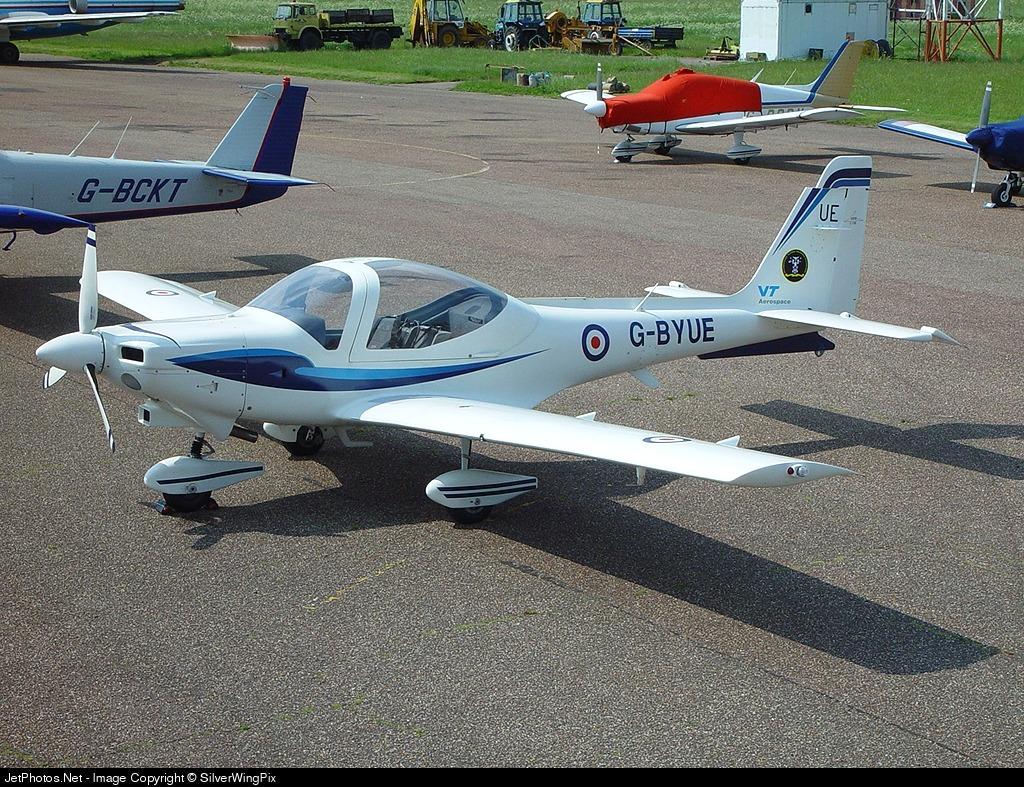 G-BYUE - Grob Tutor T.1 - United Kingdom - Royal Air Force (RAF)