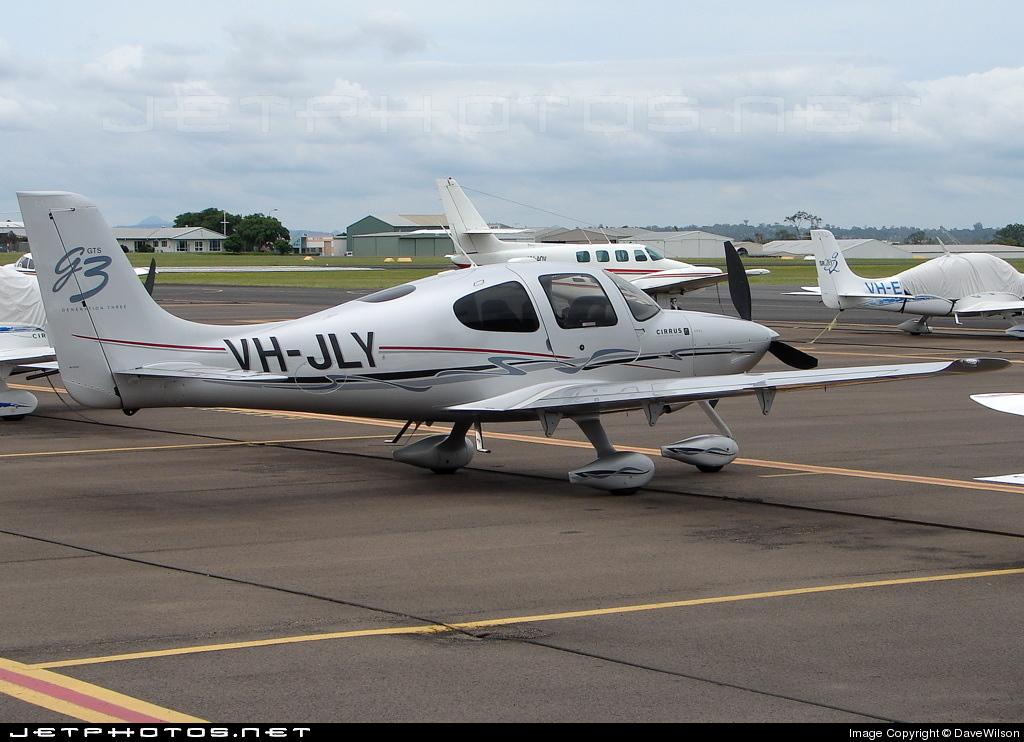 VH-JLY - Cirrus SR22-G3 - Private
