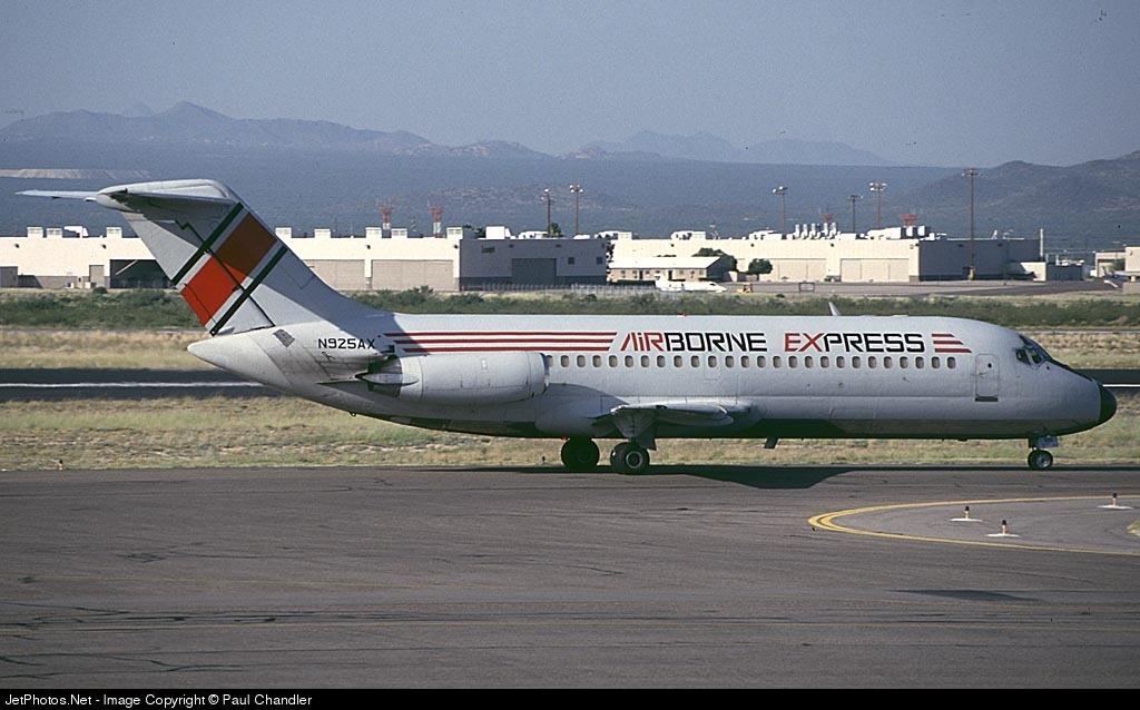 airborne express 11