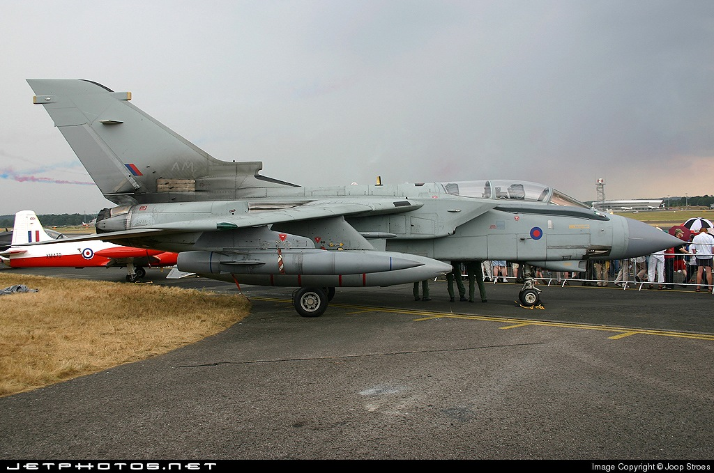 ZD715 - Panavia Tornado GR.4 - United Kingdom - Royal Air Force (RAF)