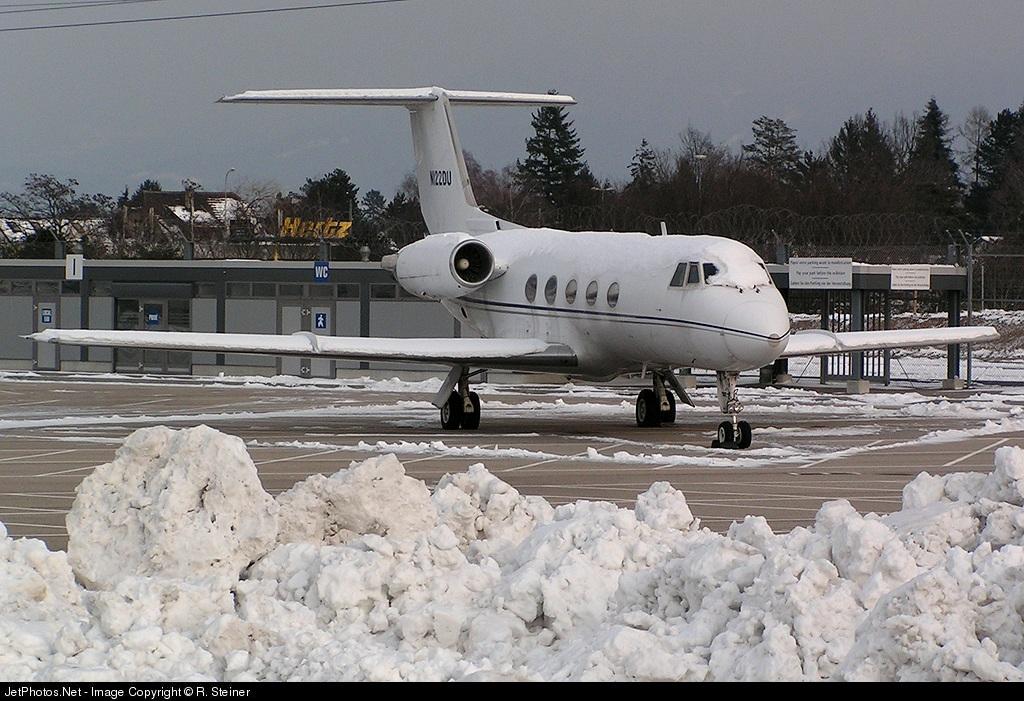 N122DU - Gulfstream G-II - Jet Services