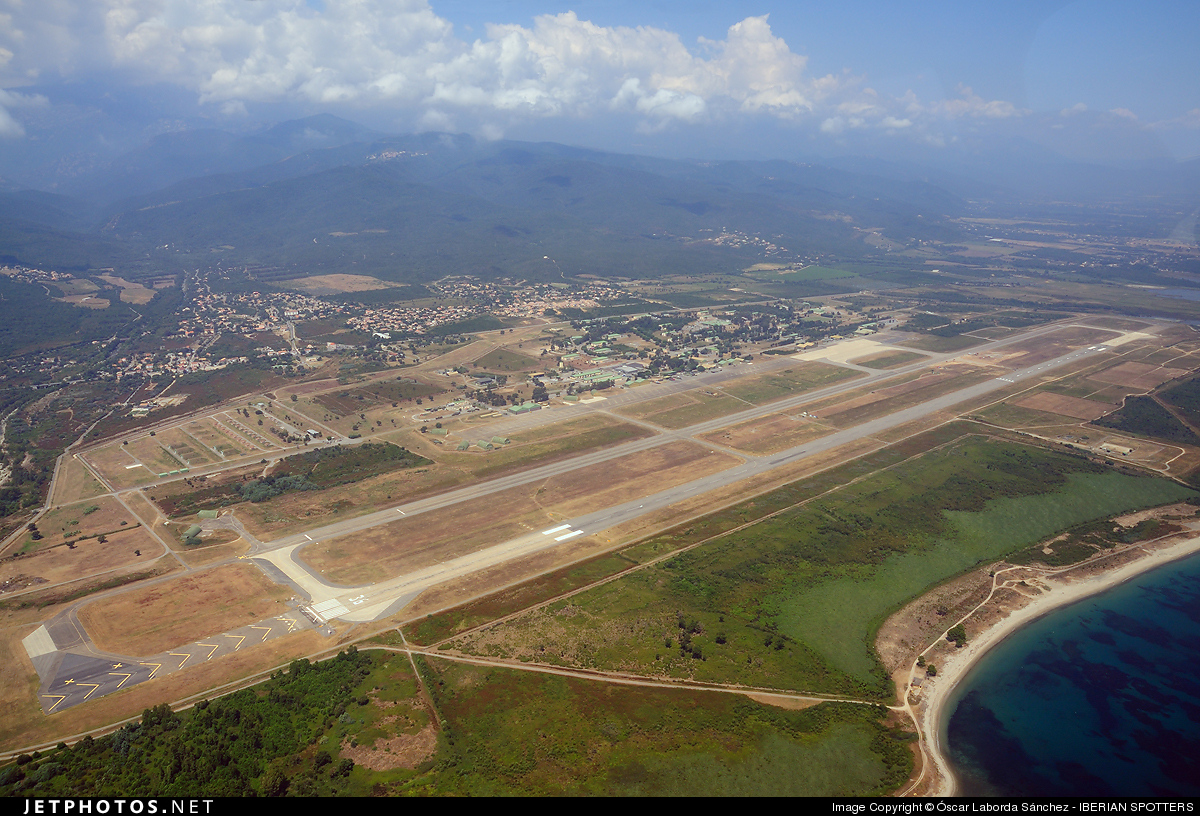 LFKS - Airport - Airport Overview